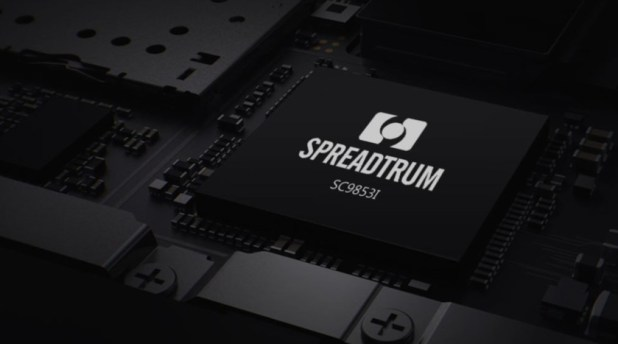 Spreadtrum processor.