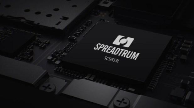 Spreadtrum processor.
