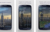 Yahoo Weather - best weather apps