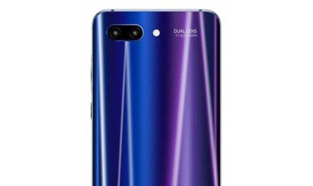Honor 10 rear leak