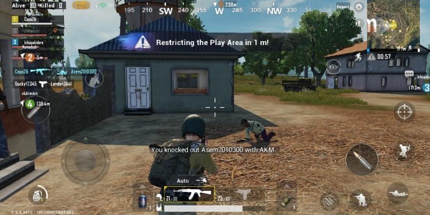pubg mobile tips screenshot