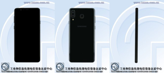 A Galaxy S9 variant on TENAA