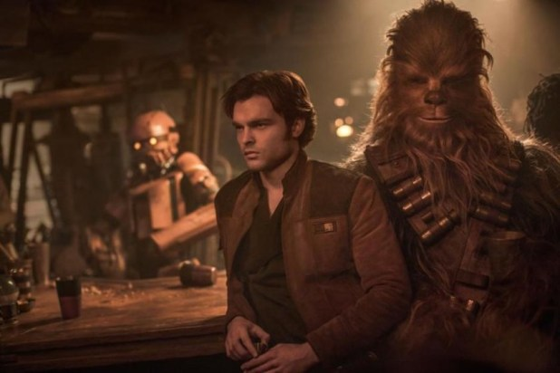 solo: a star war's story