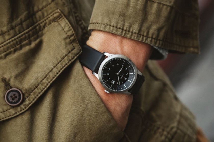 Lightwell watch