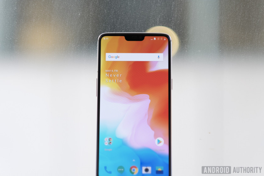 OnePlus 6 features