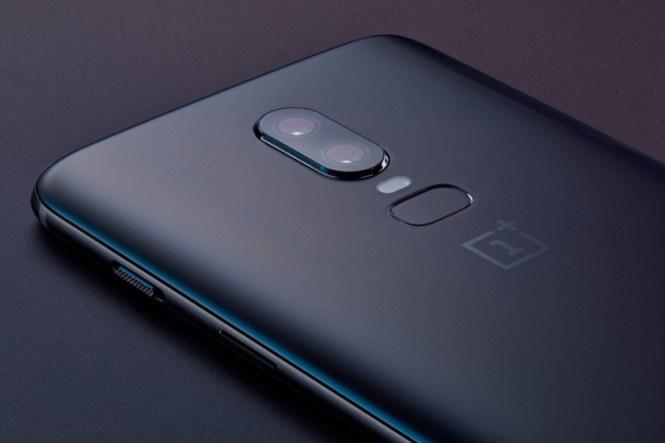 OnePlus 6 Midnight Black