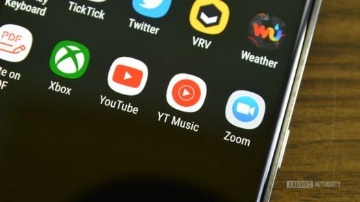 YouTube Premium Music icon
