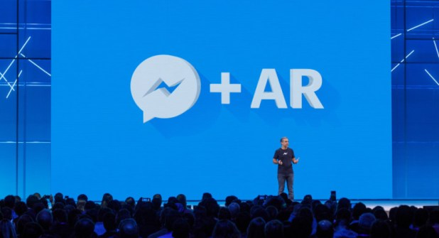 Augmented Reality for Facebook Messenger