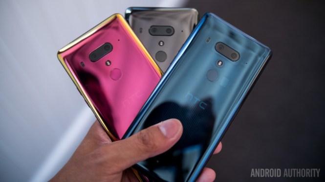 HTC U12 Plus color