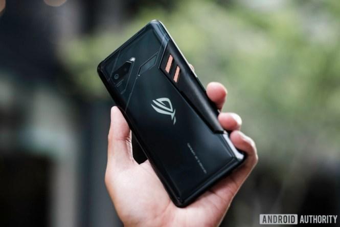 The Asus ROG Phone.