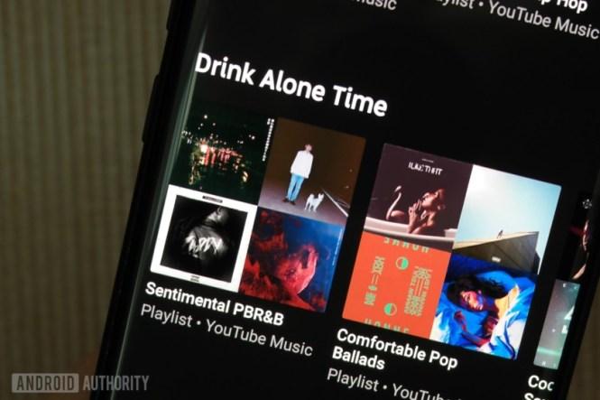YouTube Music Playlist