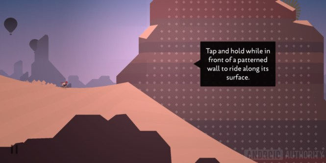 Alto's Odyssey review sand board wall riding
