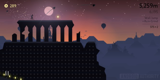 Alto's Odyssey review temple grinding