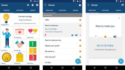 Learn Korean Phrases - best korean to english dictionaries