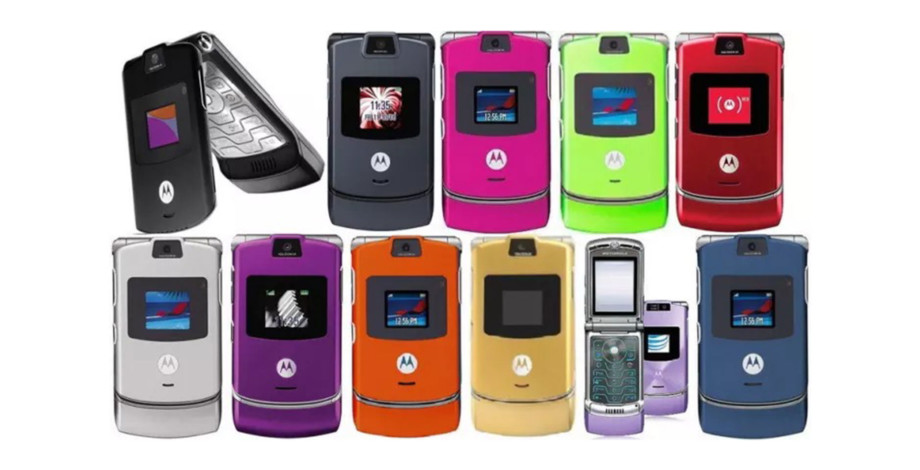 V3 Phone Razr Motorola