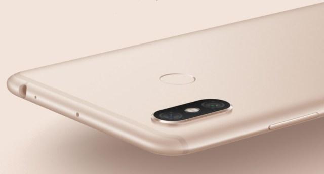 The Xiaomi Mi Max 3.
