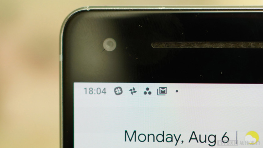 Manage Android notifications status bar
