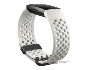fitbit charge 3 fitness tracker strap