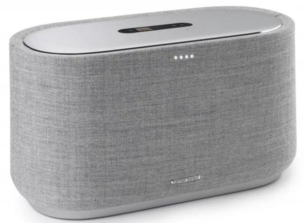 An image of the Harman Kardon Citation 500 in gray.