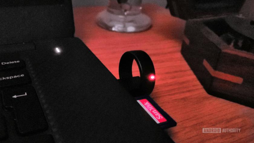 Motiv Ring battery charging, Motiv Ring review