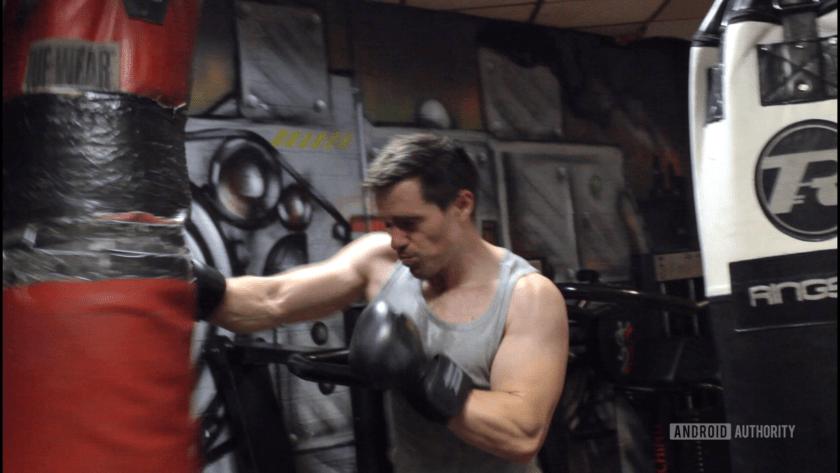 Wearing Motiv Ring while boxing, Motiv Ring review