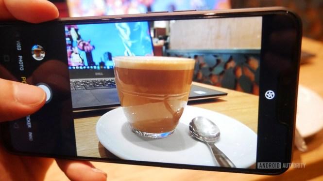 Realme 2 camera app