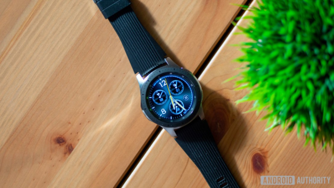 Samsung Galaxy Watch - one of the bes Samsung fitness tracker