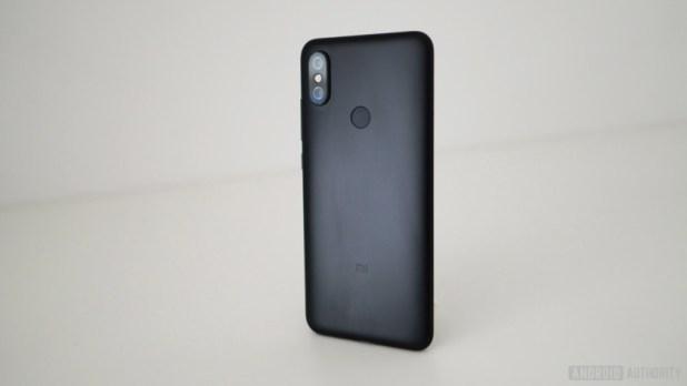 Xiaomi Mi A2 back