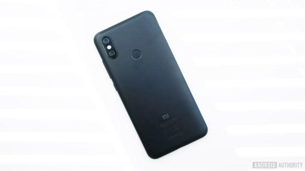 Xiaomi Mi A2 back panel