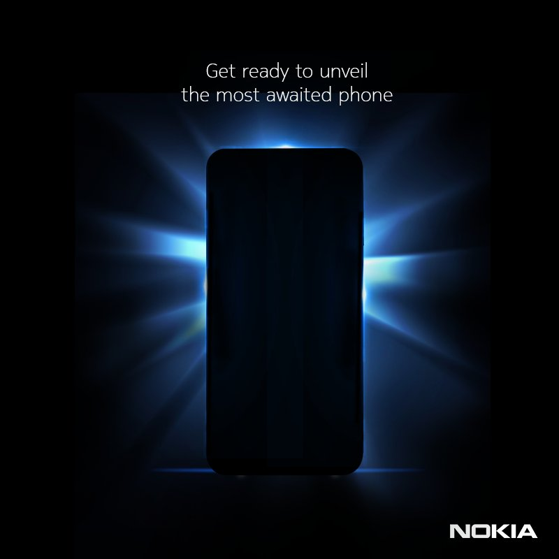 Nokia teaser for August 21st event