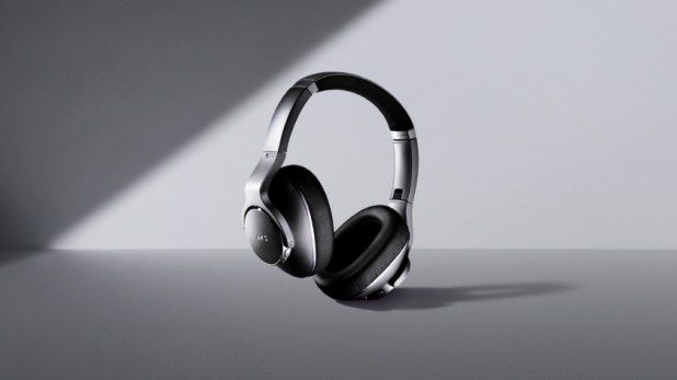Samsung product image of the AKG N700NC over-ear.