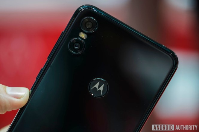 Moto X One camera