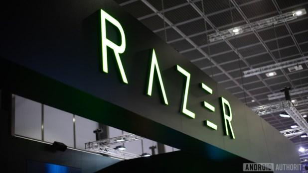 Razer logo at IFA Berlin 2018