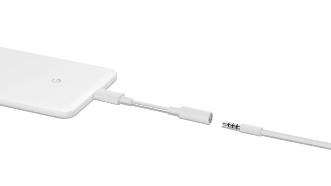 New Google Headphone Adapter