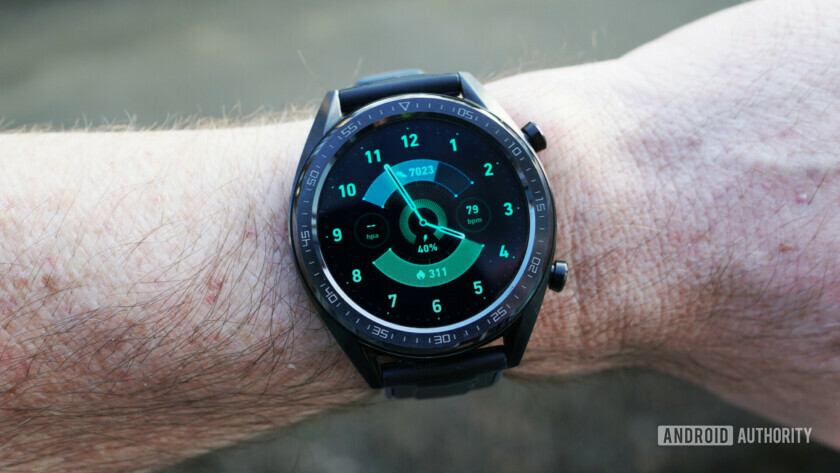 Huawei Watch GT watch face 3