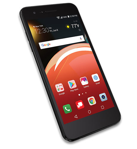 LG Zone 4/K8 Plus screen