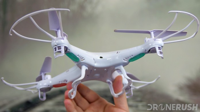 Syma X5C toy drone, one of the best drones for beginners
