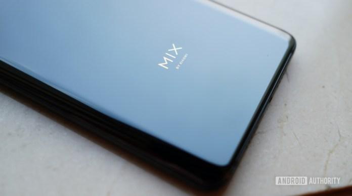 Xiaomi 5G phone Mi Mix 3