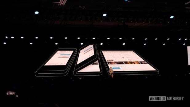 Samsung Foldable Phone