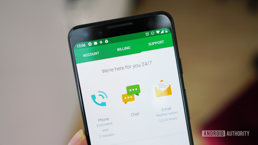 Project Fi support