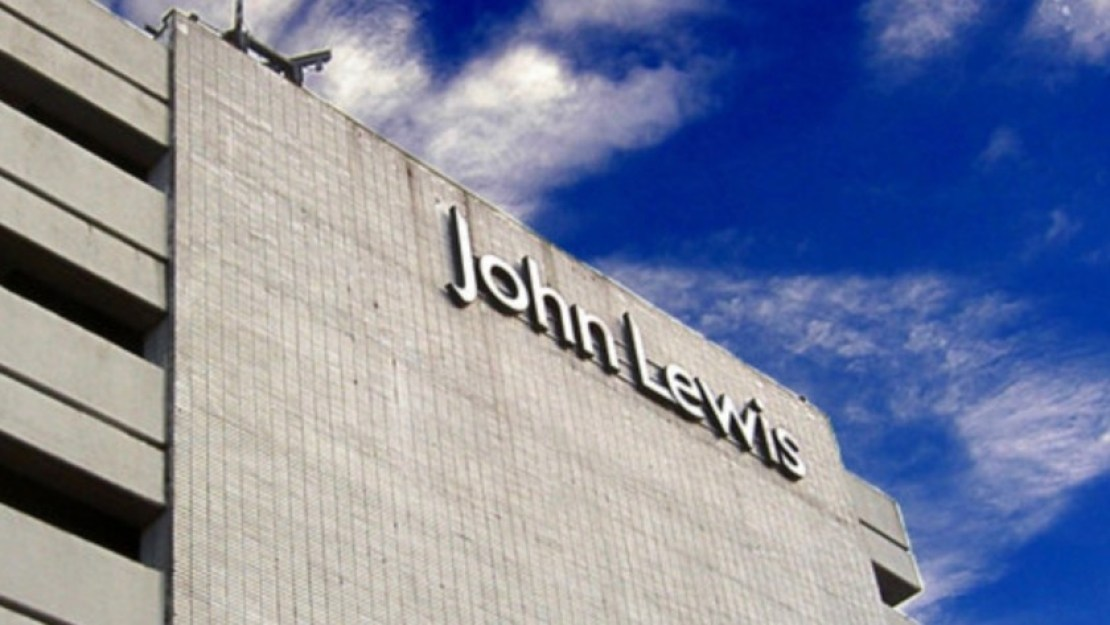 John Lewis store logo black friday