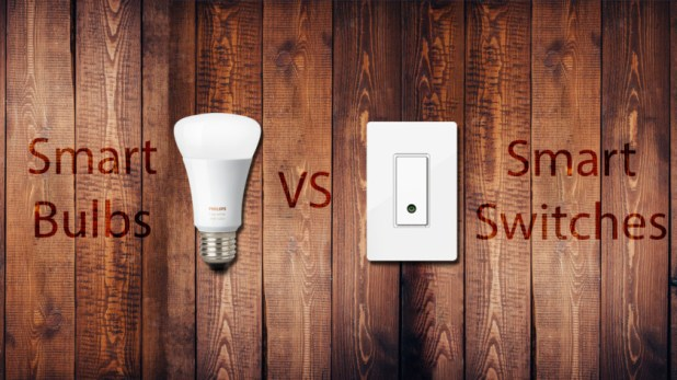 smart light bulb or smart light switch - thats the question