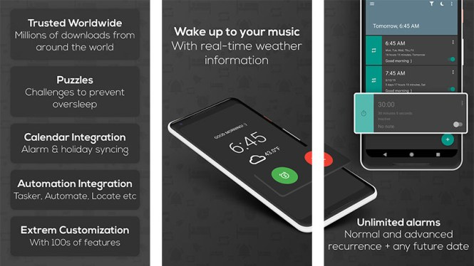 10 Best Alarm Clock S For Android