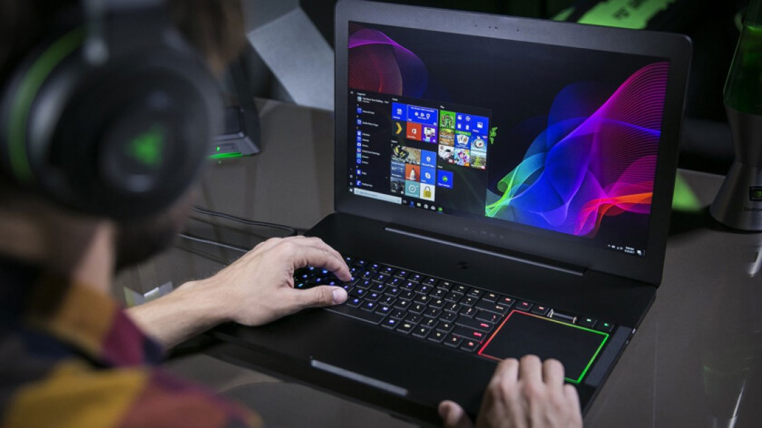 one of the best Razer laptops - Blade Pro 17