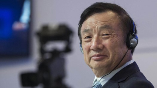 Huawei CEO says he'd welcome a phone call from US President Biden 2