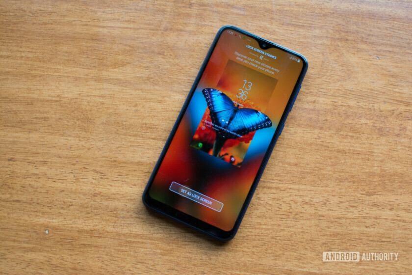 best android phones under 10,000 rupees - samsung galaxy m10