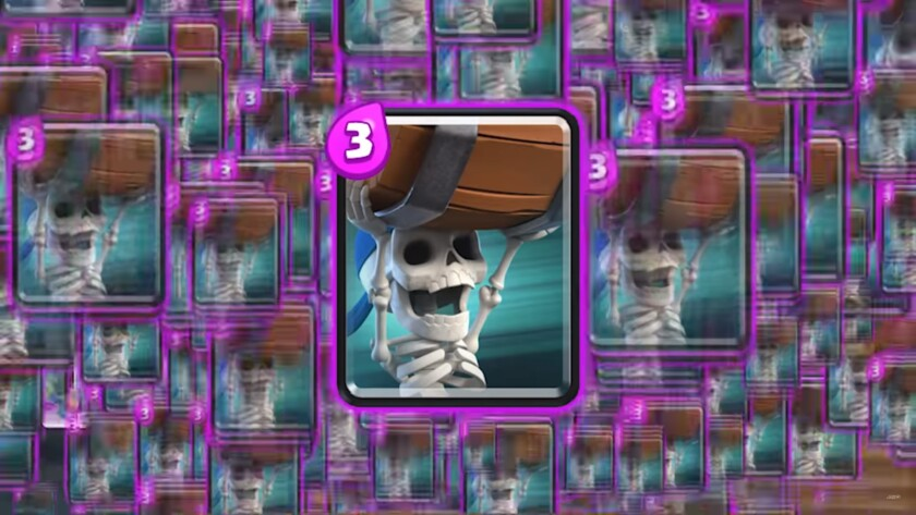 Wall Breakers new card Clash Royale