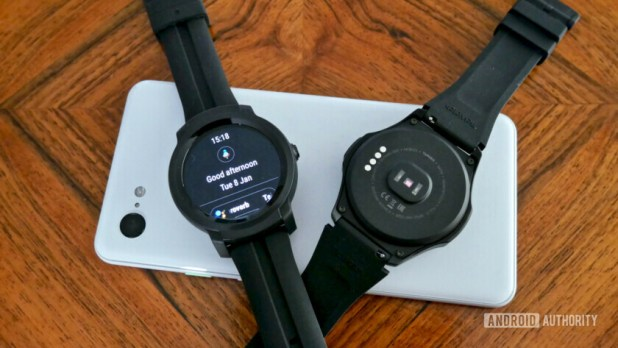 TicWatch E2 and S2 review Google Assistant