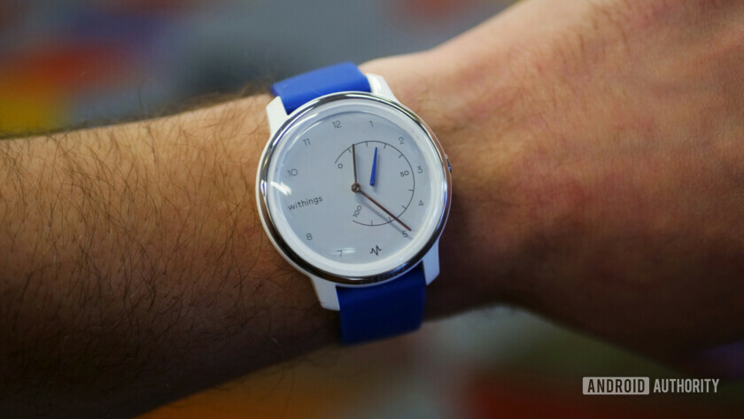 withings move ecg fitness watch