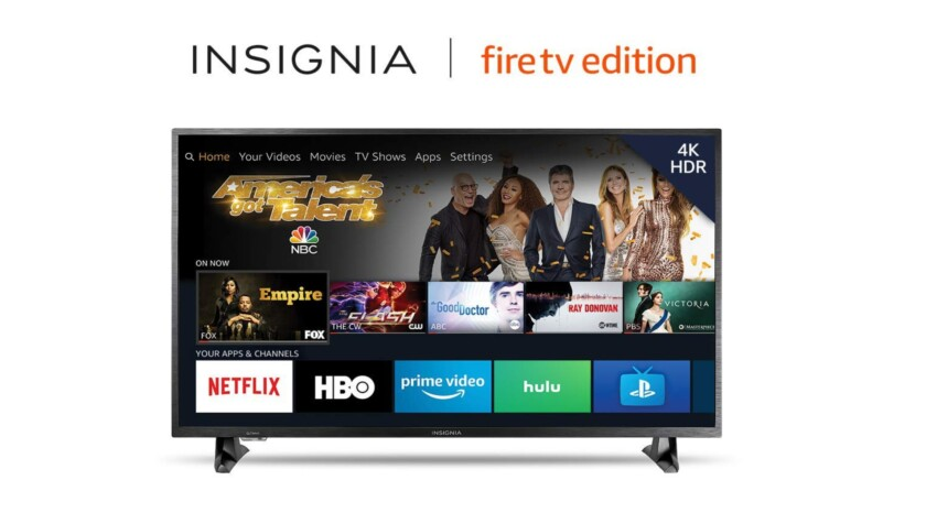 Insignia Fire TV with Alexa built-in